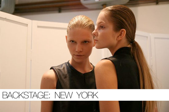 Fashion Week Backstage NY: wrap-up