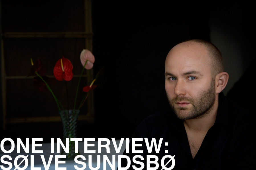 Interview: Solve Sundsbo