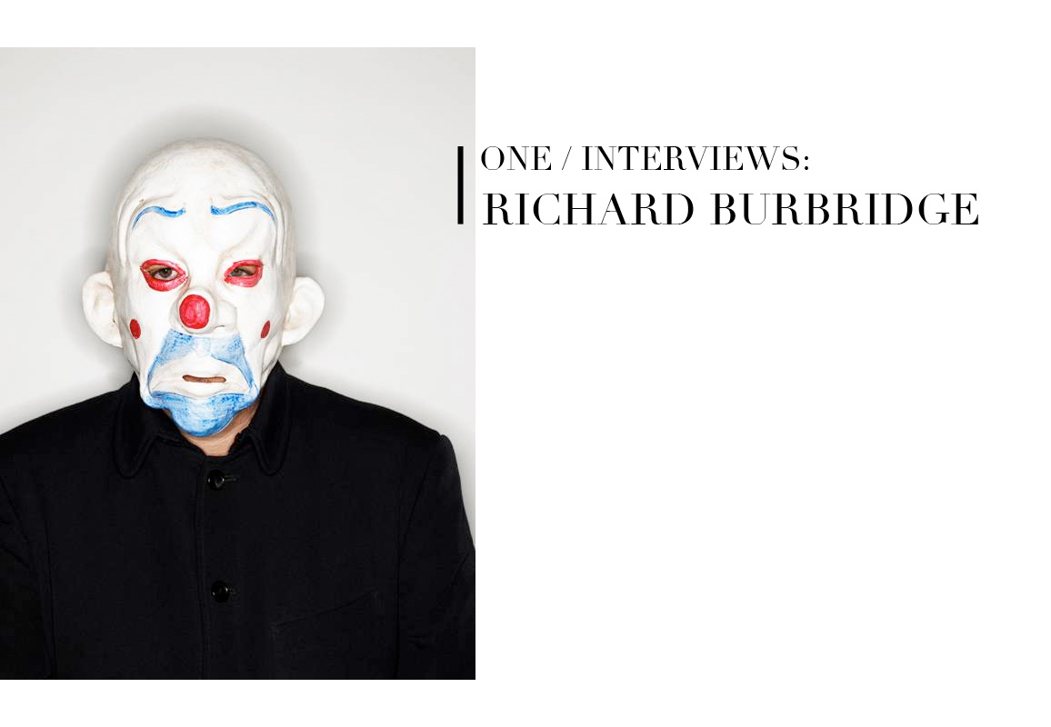 Interview: Richard Burbridge
