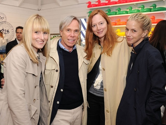 Tommy Hilfiger And Lisa Birnbach Launch Prep World NYC Pop-Up House