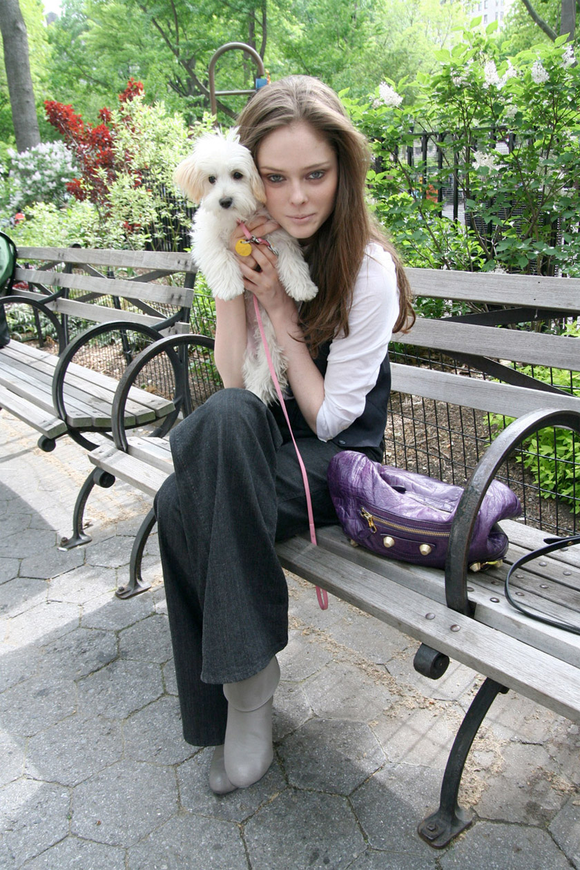 Coco Rocha and Peekaboo