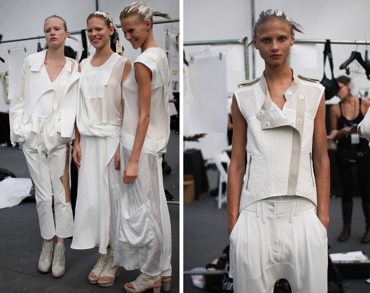 Alexander Wang – Spring/Summer 2011    photography dailyshit fashion design       ShockBlast