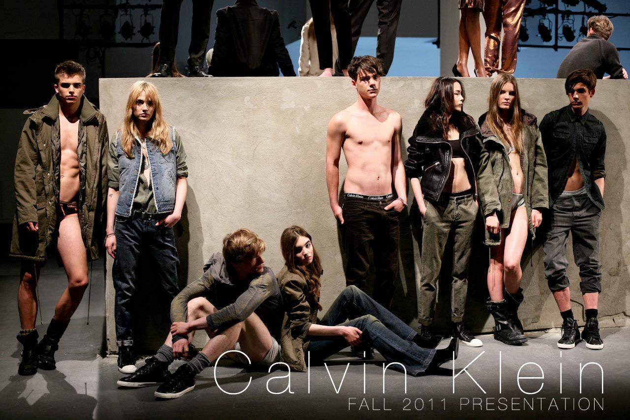Calvin Klein 2011