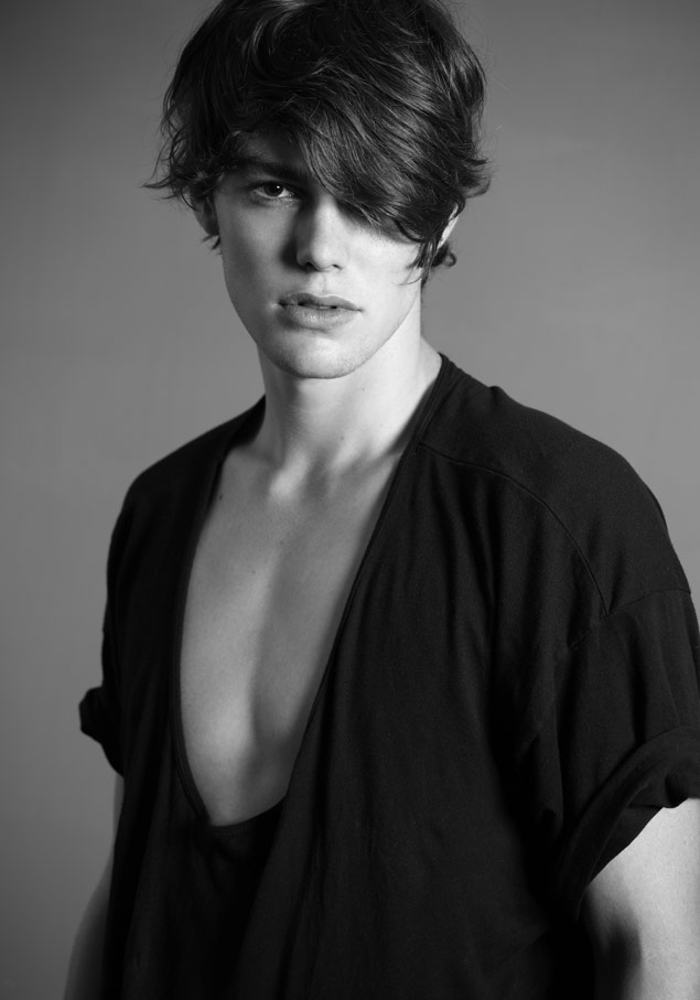 New Faces Spring/Summer 2012 (Men) | models.com MDX
