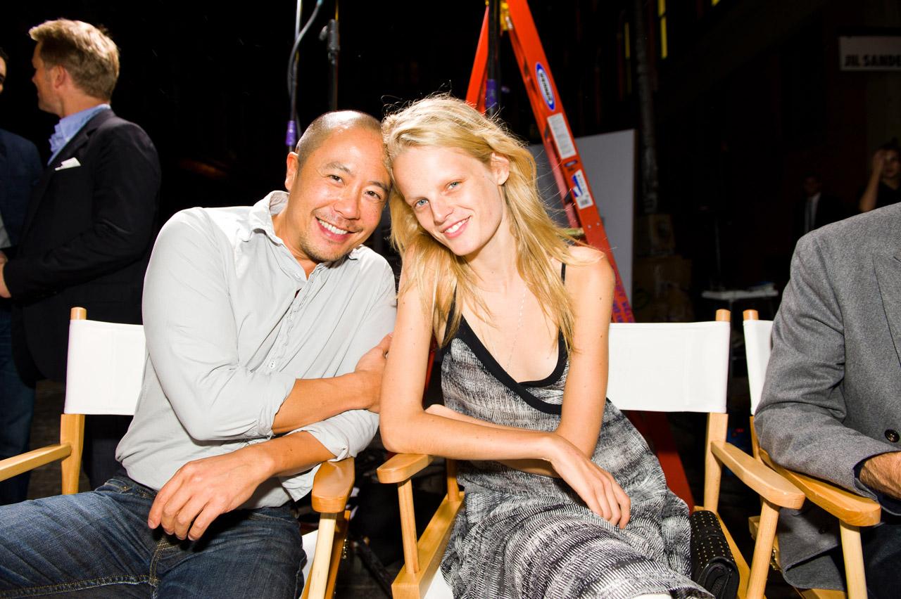 Derek Lam & Hanne Gaby
