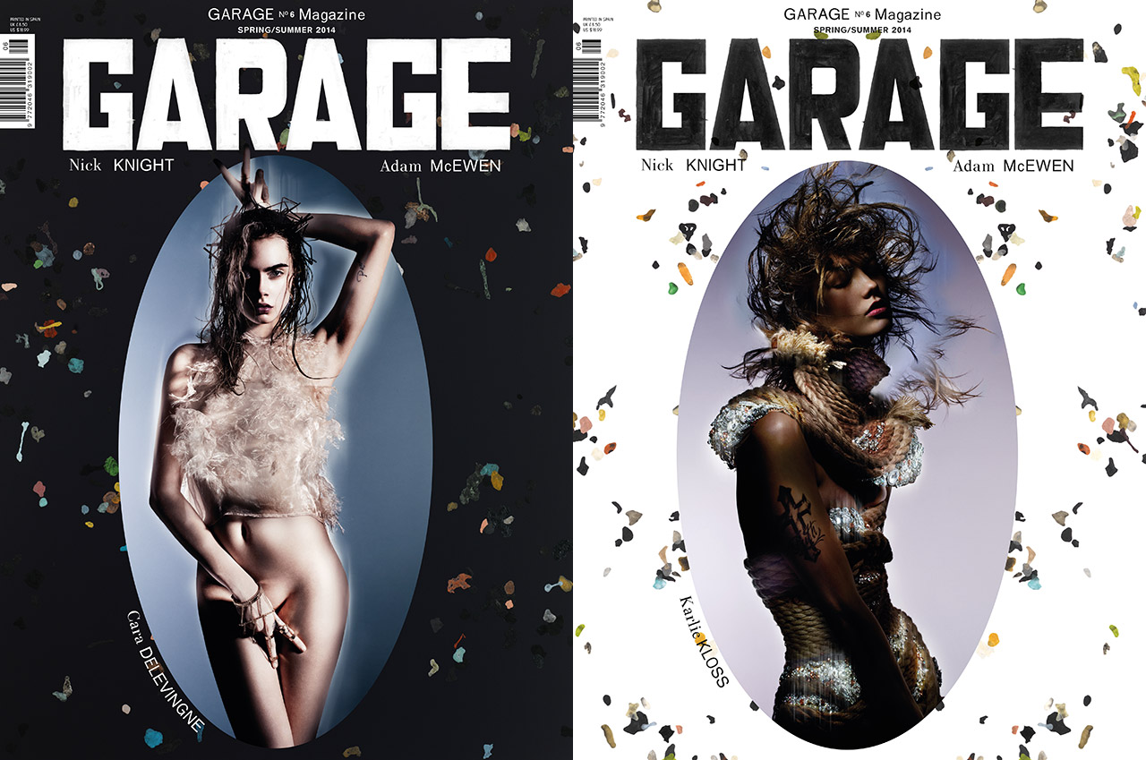 GARAGE-International-No6-Covers-CaraKarlie
