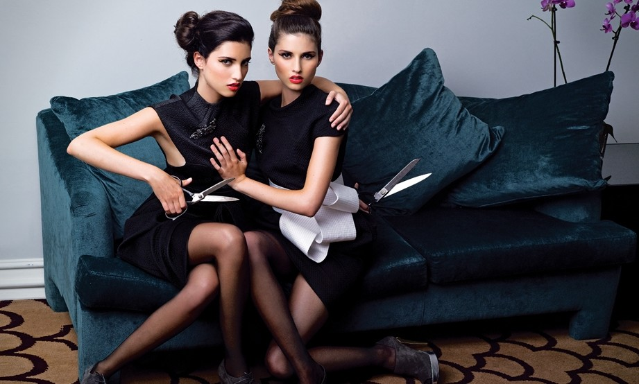 Alice & Andreia Contreiras / Q Model Management NY