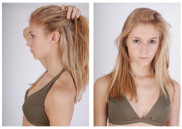 Julie Rongé / Jill Model Management