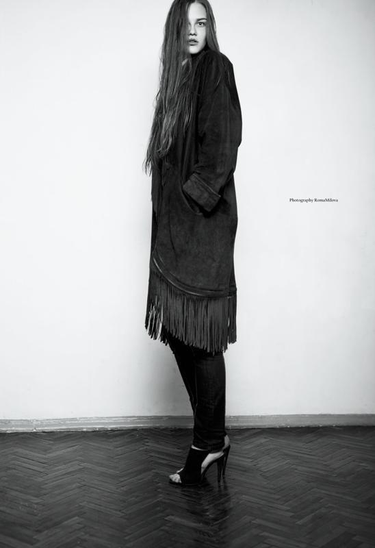Anastasia Simdyashkina / President Model Management