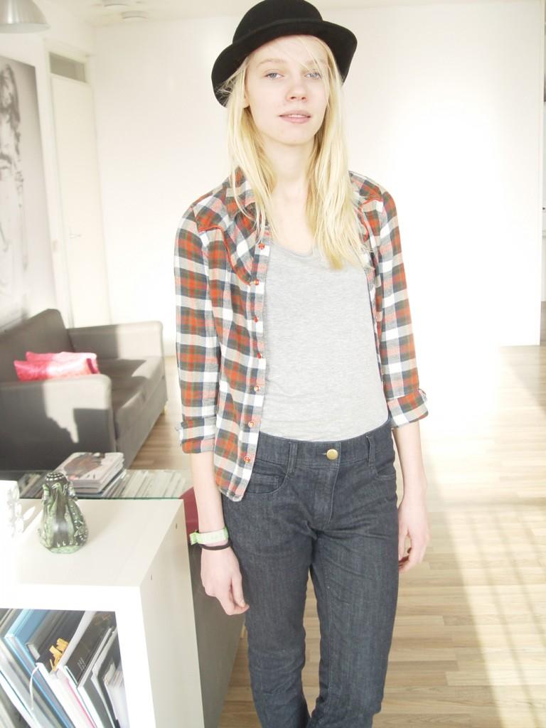 Liz Kooij / A Models Amsterdam