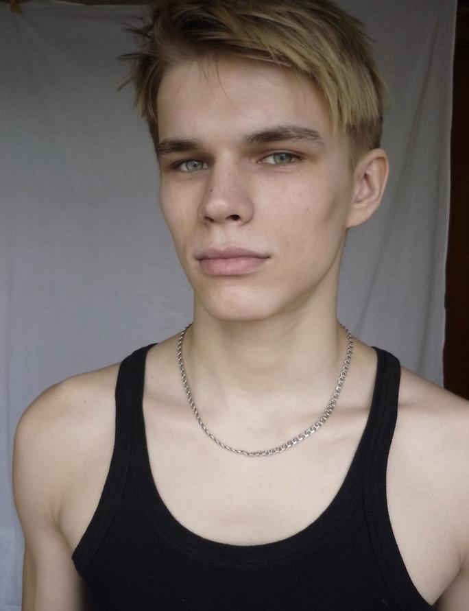 Aleksey Melnikov / polaroid courtesy Andrei Honkko