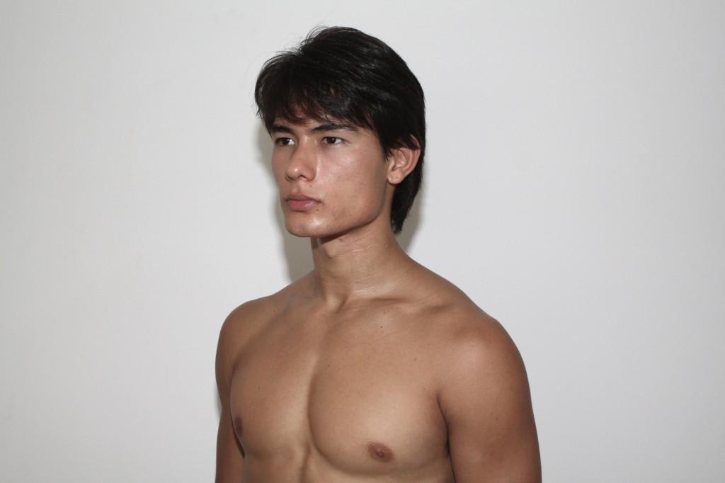 Denny Barros / polaroid courtesy ADM Models