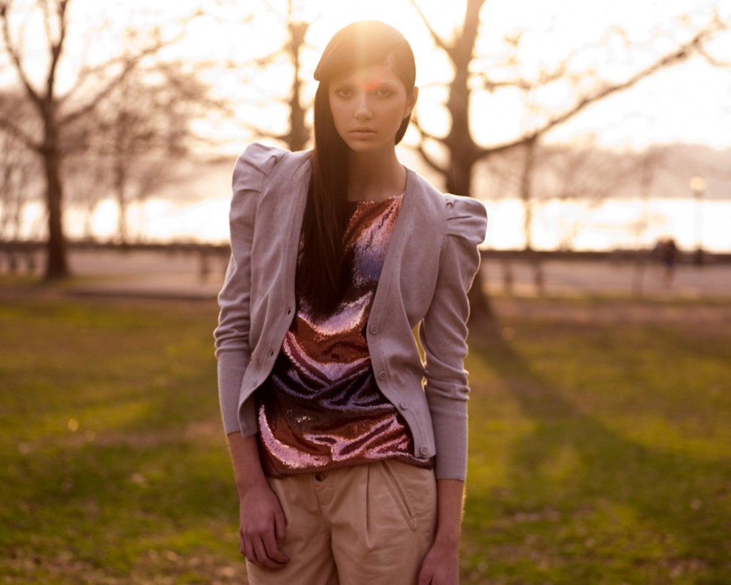 Indiamara Deggerone / AMZ Model Management