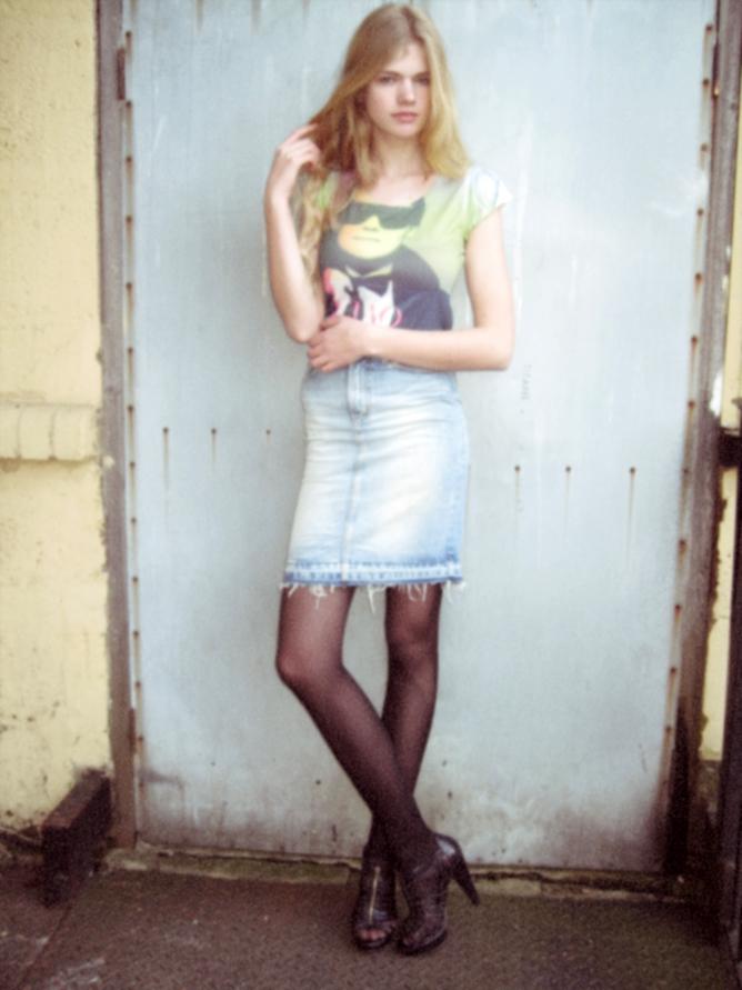 Valerie van der Graaf / Women Milan & Select London