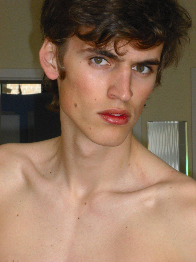 Jan Niklas / polaroid courtesy Place Models