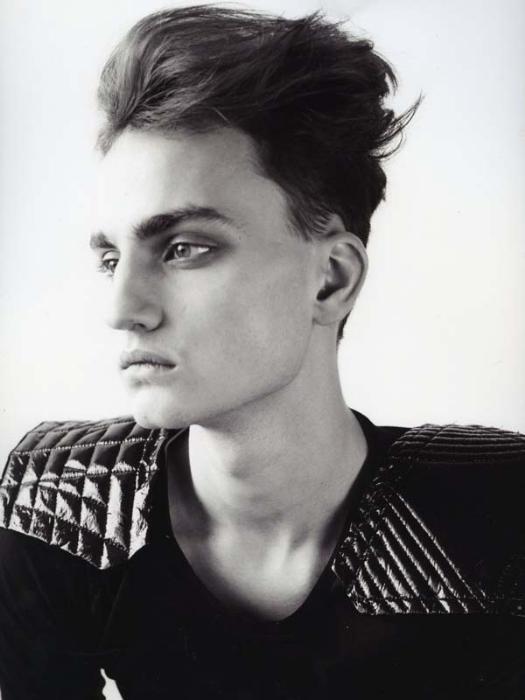 Adel Jord / image courtesy Premier Model Management