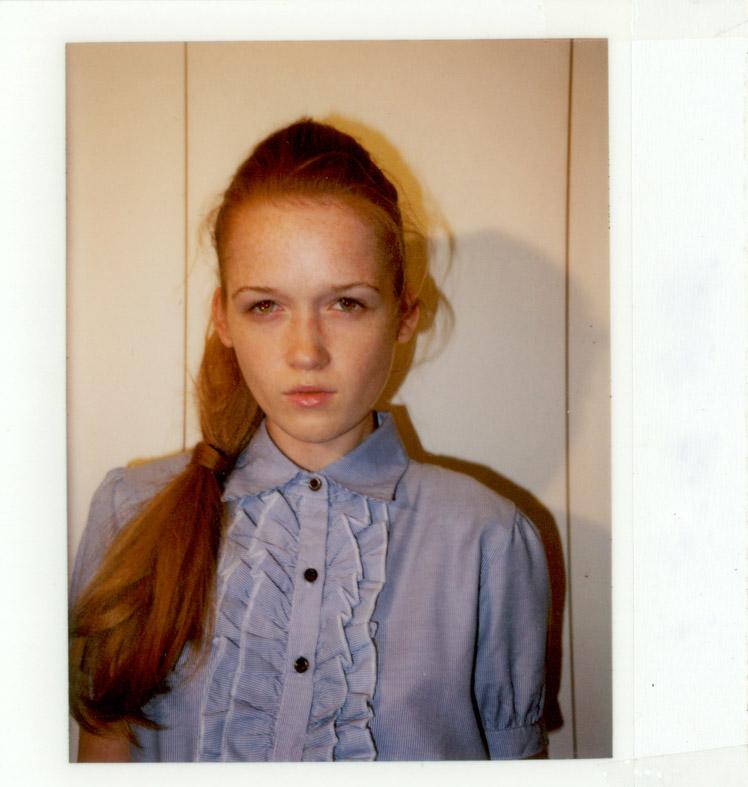 Alevtina / polaroid courtesy Andrei Honkko