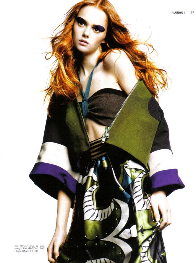 Amy Post / image courtesy SPS Model Management