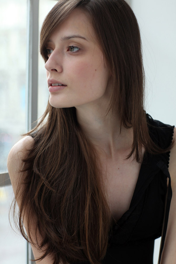 Fernanda Sonai / polaroid courtesy Francois Models