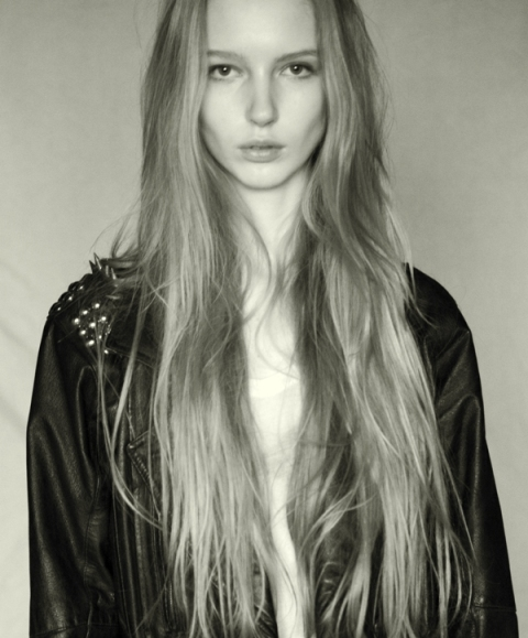 Irina Shipunova / image courtesy AL Model Management