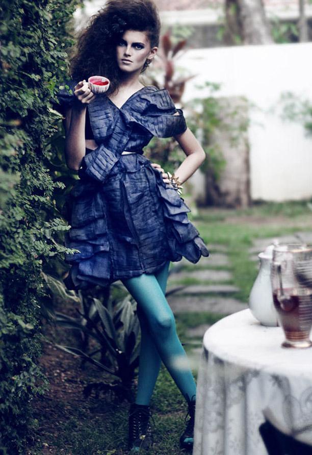 Kamila Hansen / image courtesy EPmodels
