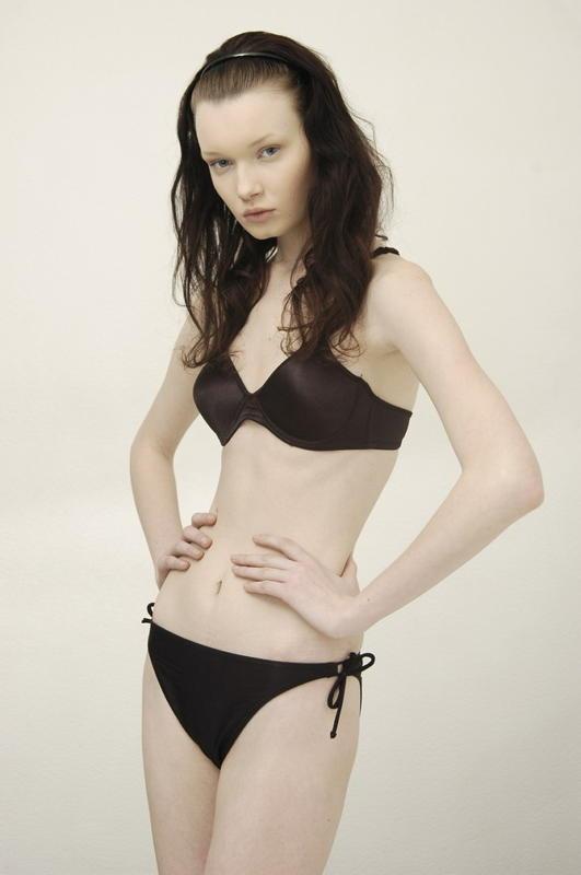 Ksenia Shapovalova / polaroid courtesy Figaro