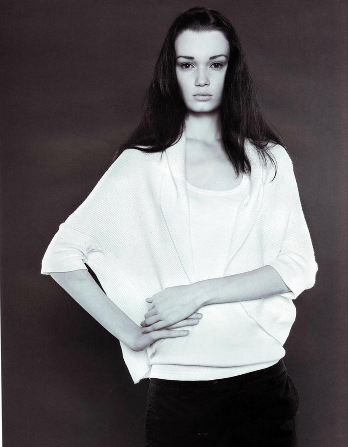 Ksenia Shapovalova / image courtesy Figaro