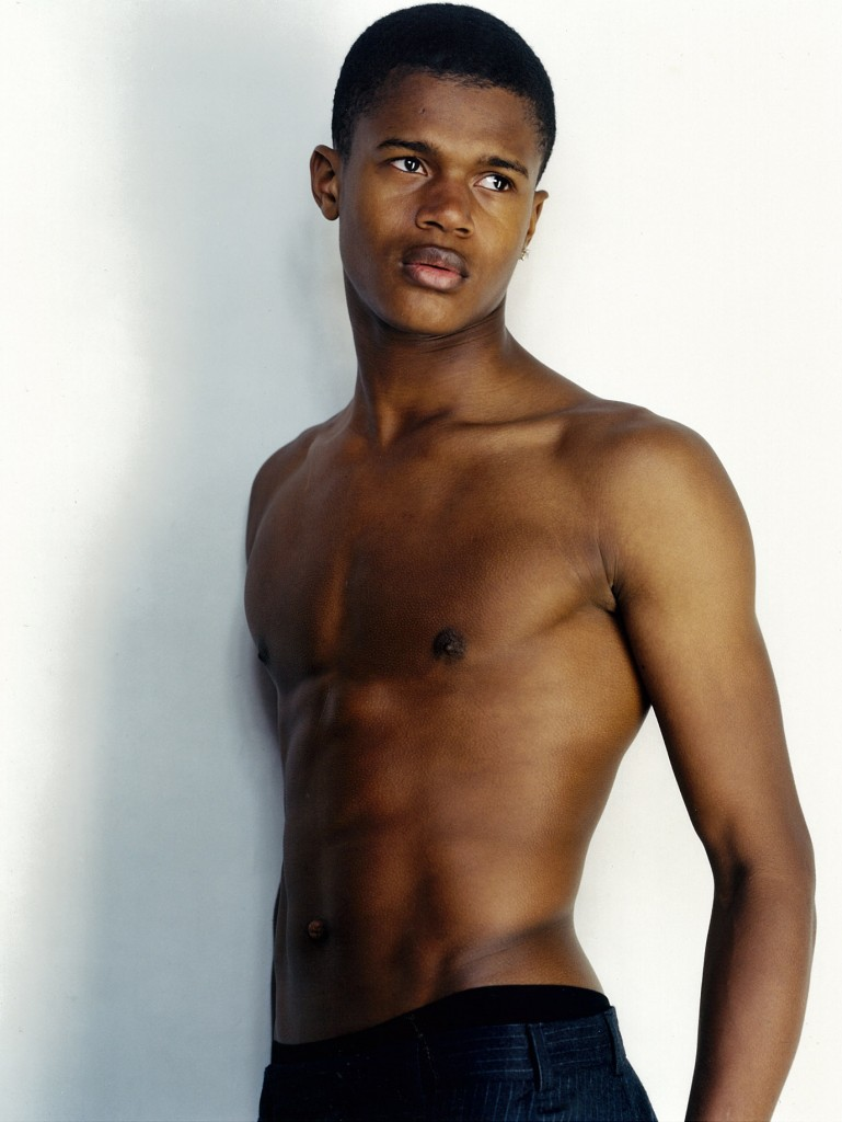 O'Shea / image courtesy Select Model Management