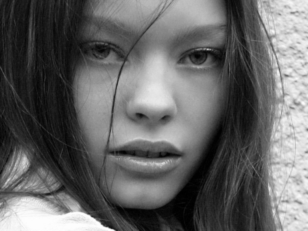 Adriana Mockovciakova / image courtesy Exit Model Management