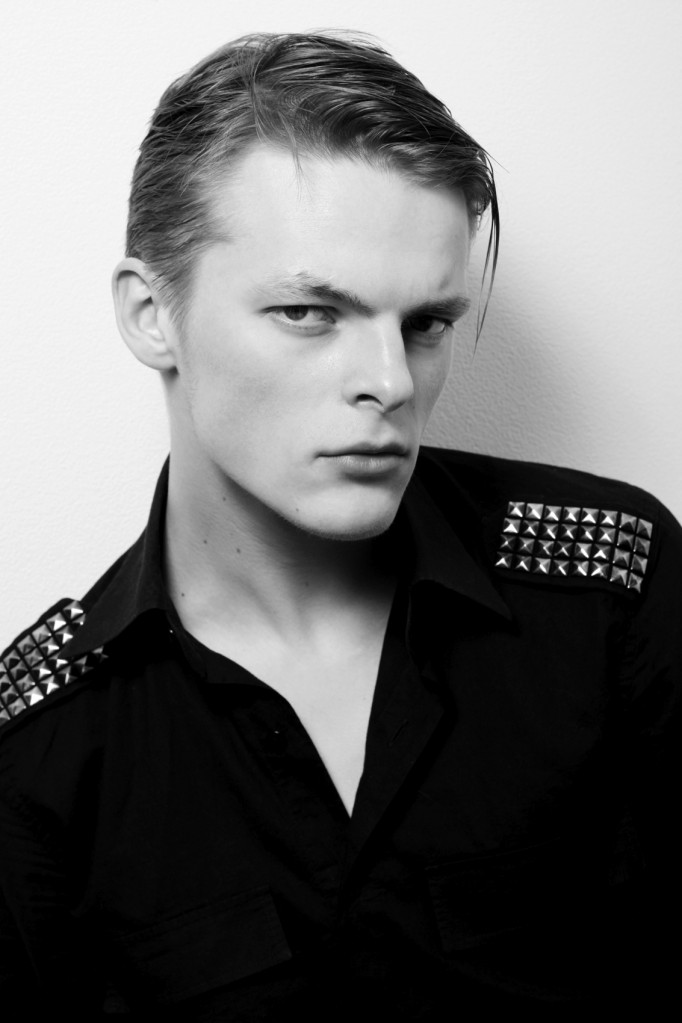 Alexander Mizev / image courtesy Stardom Model Management