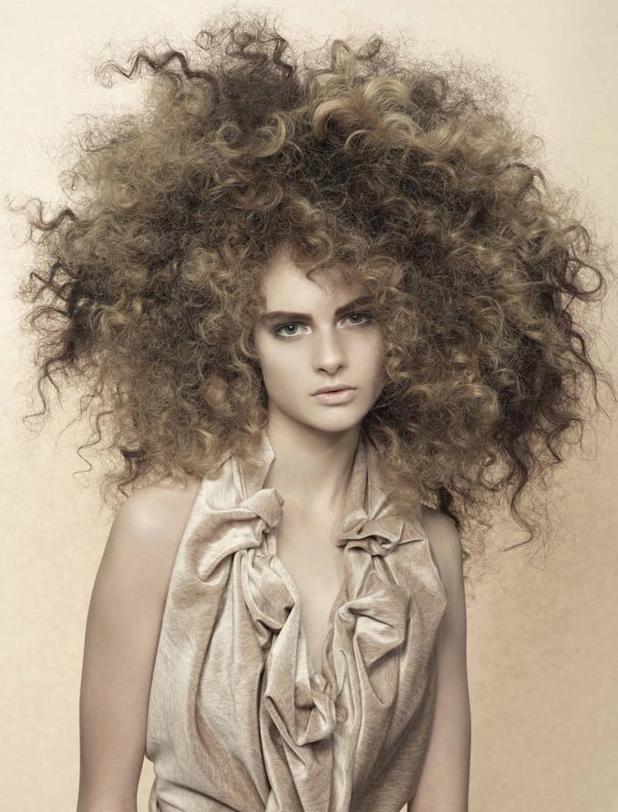 Carmen / image by Sharon Mor Yosef courtesy MAX Models