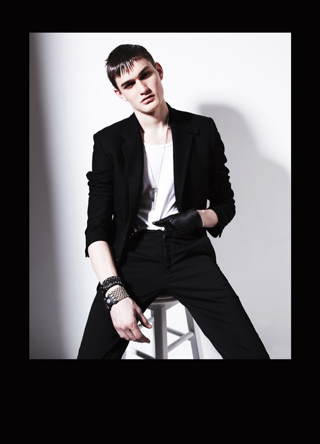Evan Santoro / Red Model Management