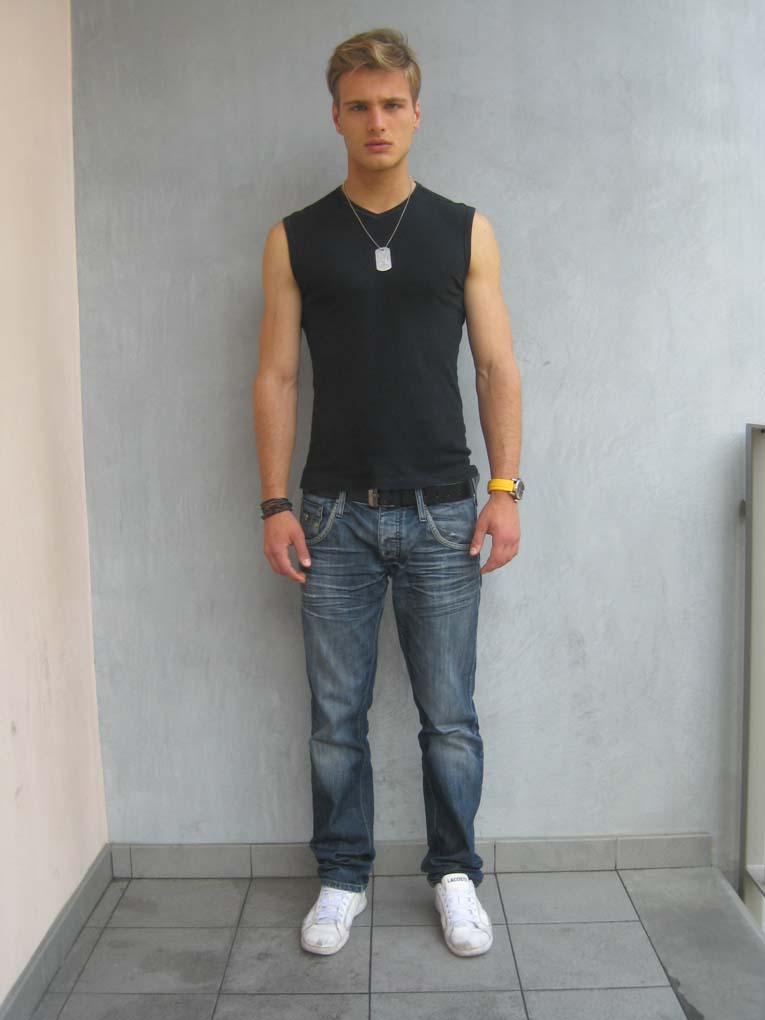 Francesco / polaroid courtesy Fashion
