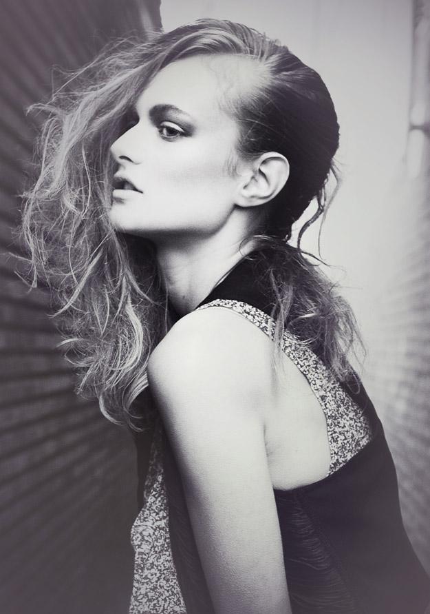 Carmen / image by Djamila courtesy MAX Models