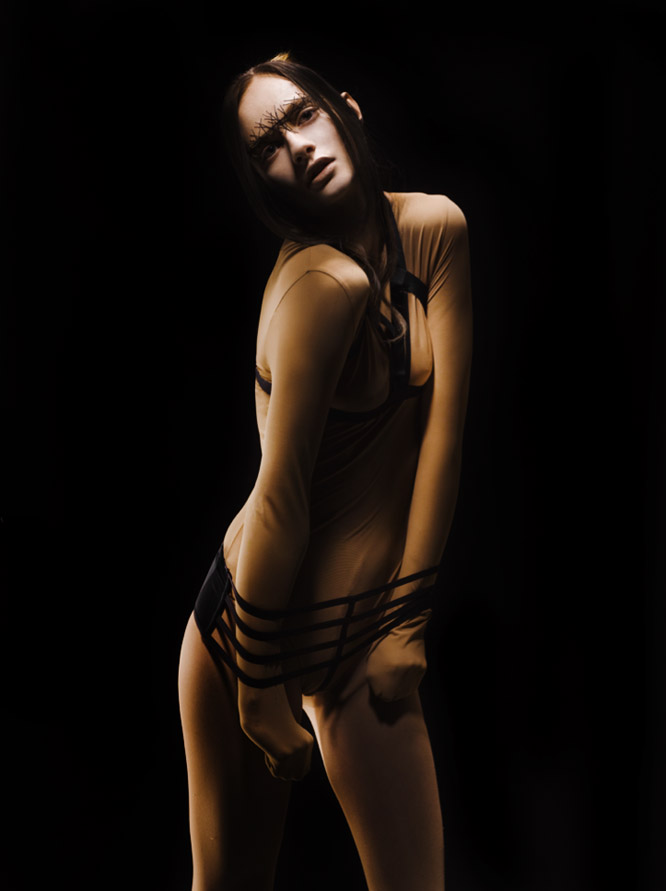 Carmen / image by Paul Bakker courtesy MAX Models