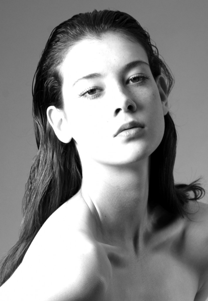 Isabelle Knehans / image courtesy Jill Model Management