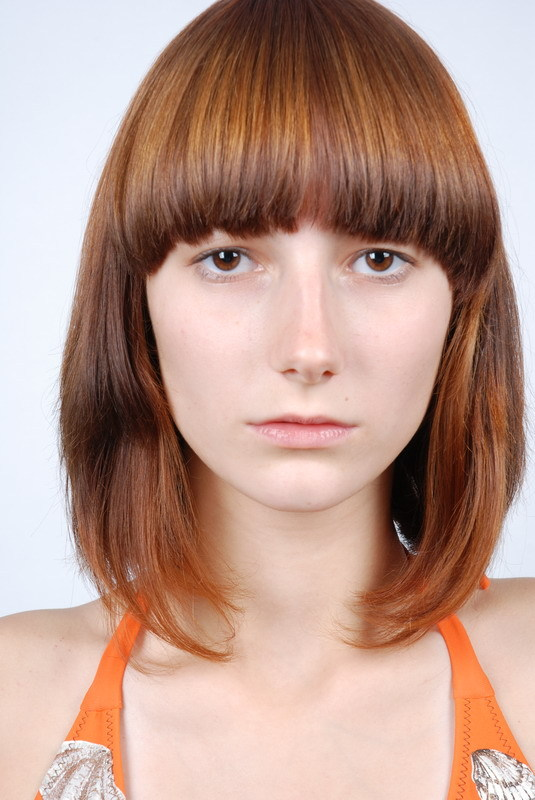 Jurgita / polaroid courtesy Supermodels Model Management