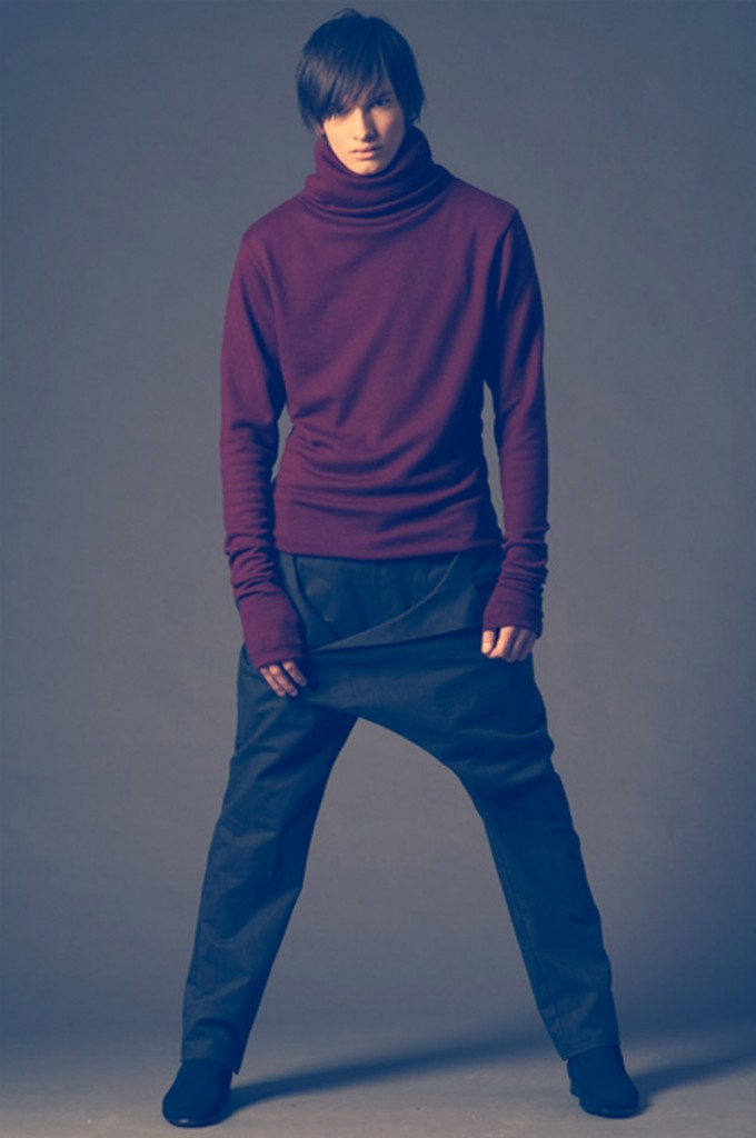 Senad Hoyer / image courtesy Mega Model Agency