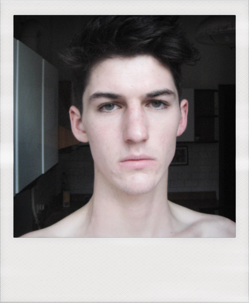 Pat / polaroid courtesy CoverModels