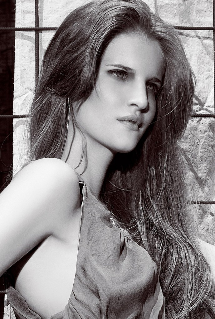 Zsuzsa Vagner / image courtesy VM Models
