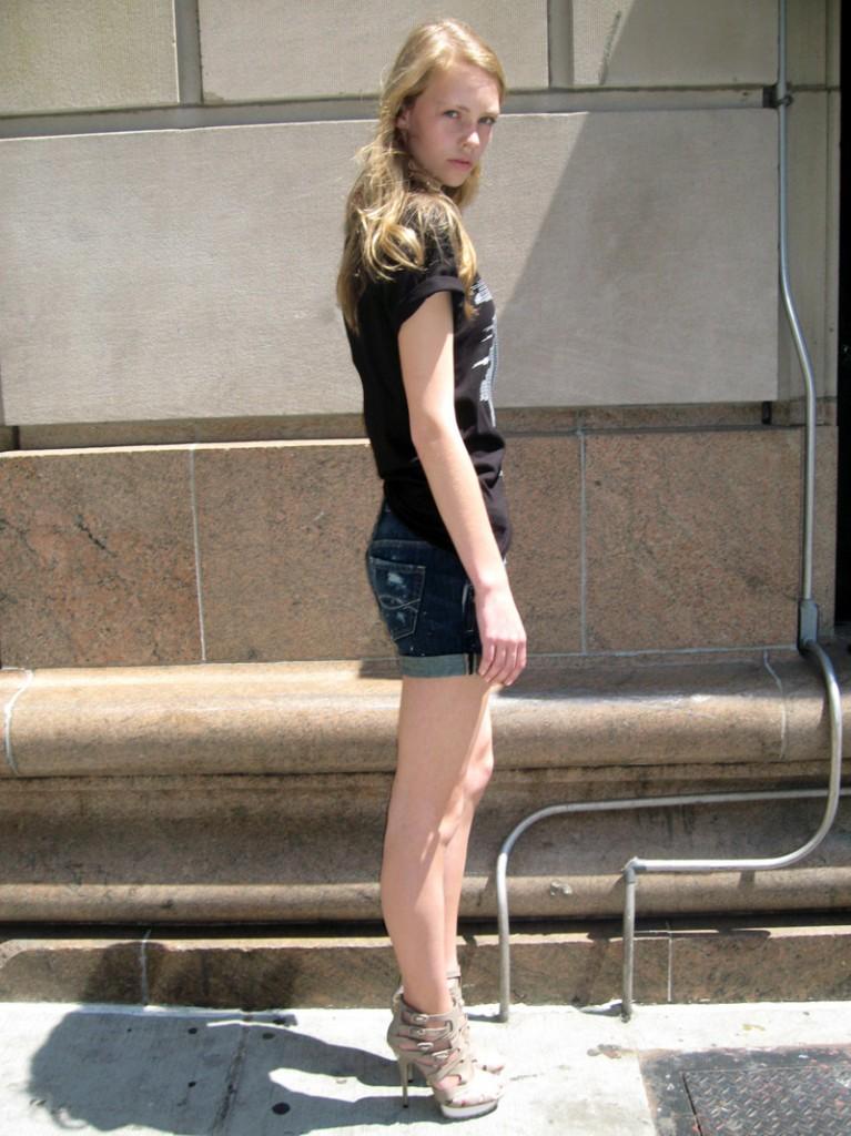 Charlotte Nolting / Wilhelmina NY