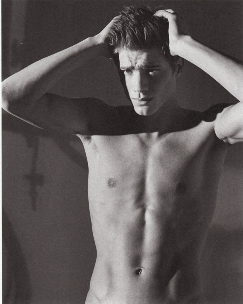 Moritz for A&F by Bruce Weber / image courtesy Next Company