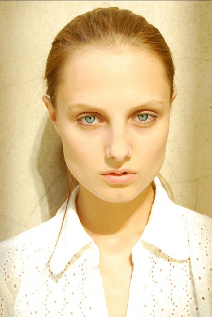 Hanna Samokhina / polaroid courtesy Just WM