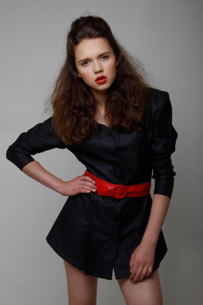 Darya Matveeva / image courtesy Figaro
