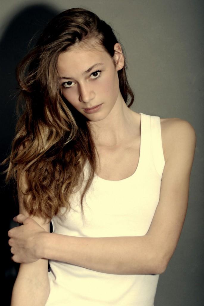 Hanna Van Raemdonck / image courtesy Jill Models
