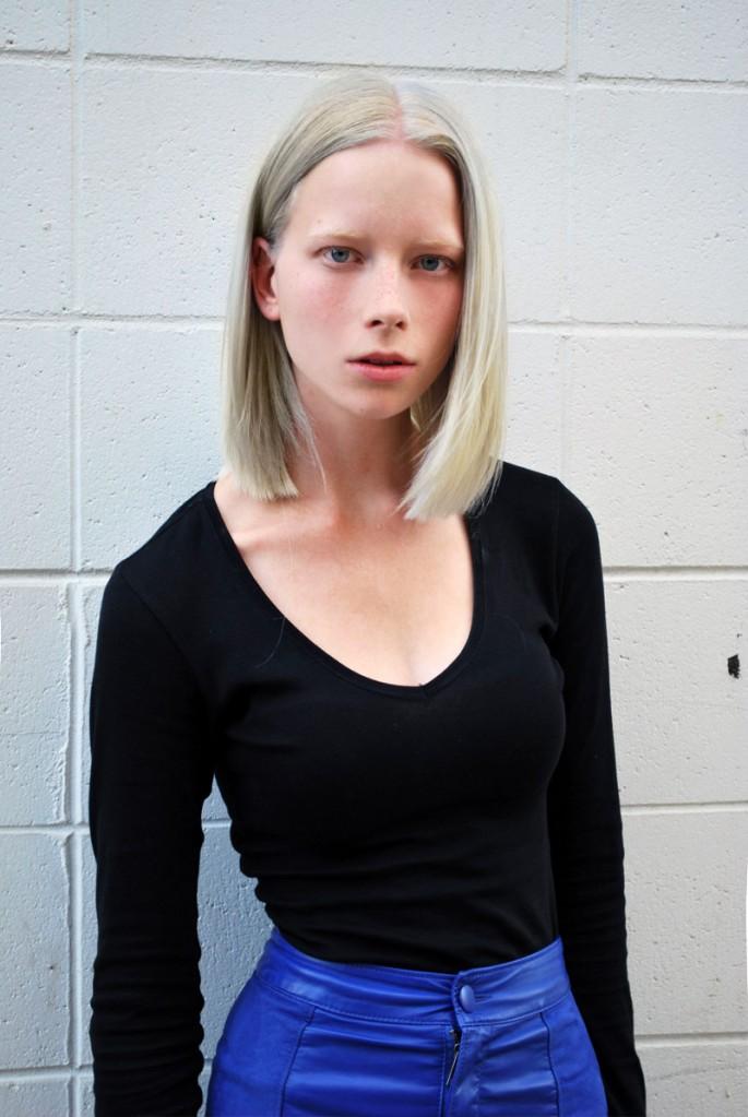 Sam Ypma / polaroid courtesy Mode Models