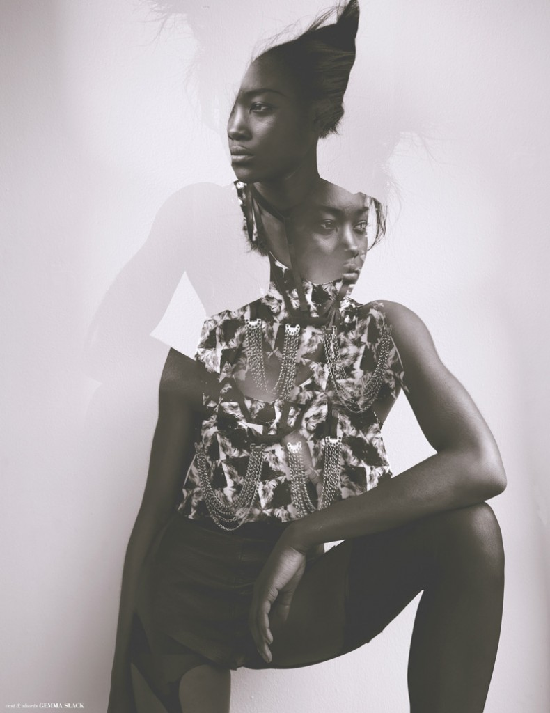 Betty Adewole / Models1