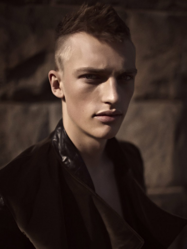 Victor Nylander / image courtesy Scoop Models