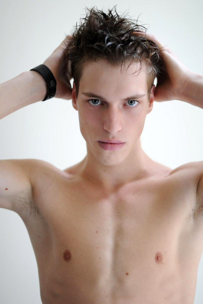 Matthijs De Block / image courtesy Jill Models