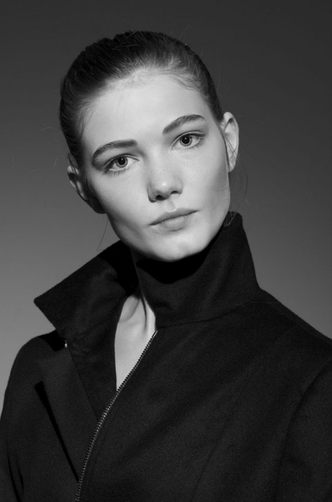 Sarah Kees / image courtesy SMC Model Management